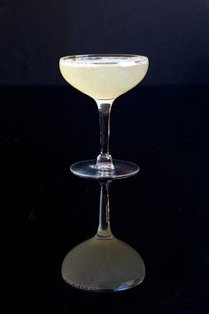Modern Royale     1 oz. vodka     1 oz. elderflower liqueur, preferably St. Germain     ¼ oz. fresh grapefruit juice     ¼ oz. fresh lemon juice     ¼ oz. fresh lime juice     1 oz. brut champagne or sparkling wine
