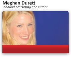 Introducing Meghan Durett, one of our inbound Marketing Consultants, who keeps your inbound marketing engagement on track with in-depth analysis of your marketing metrics and numbers. #InboundMarketing #MarketingAnalytics #MarketingMetrics