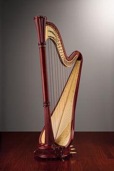 My Dream Harp!