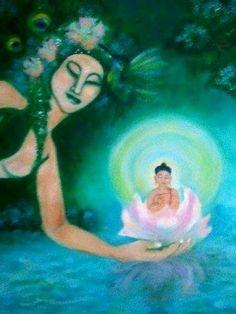 Inner Buddha. linda m
