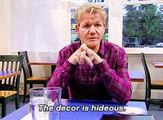Updates on your favourite reality television shows including Kitchen Nightmares, Hotel Hell, 24 Hours to Hell and Back and Gordon Ramsay Quotes, Gordon Ramsay Funny, Gordan Ramsey Meme, Chef Gordon Ramsey, Lamb Sauce, Best Insults, Kitchen Nightmares, Scottish Recipes, Travel Humor