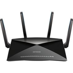 Buy Netgear Nighthawk Quad-stream Triband Wireless Router at UnbeatableSale Best Wireless Router, Best Router, Mobile Wifi Router, Wifi Antenna, Gaming Router, Modem Router, Plex Media, Network Switch, Cable Modem