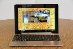$500 Want! You can remove the screen to use as a table or dock it on the keyboard to use as a laptop. -- ASUS Eee Pad Transformer Prime review -- Engadget