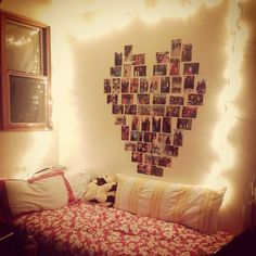 Maybe my dorm room could this cute