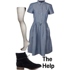 """The Help"" by pet387 on Polyvore"