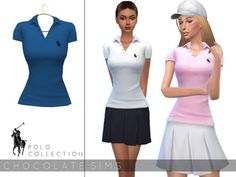 MissSchokoLove's Polo Shirt