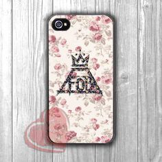 FOB Fall Out Boy Flower -54r for iPhone 4/4S/5/5S/5C/6/6+,samsung S3/S4/S5/S6 Regular/S6 Edge,samsung note 3/4