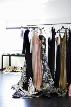 2014 Oscars: Behind The Scenes With Our Styling Team #RachelZoe