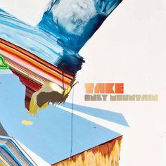 Take - Only Mountain (Alpha Pup Records) Vinyl Cover, Cover Art, Album Covers, Beats, Pup, Neon, Mountain, Outdoor Decor, Inspiration