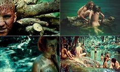 The 'Rainbow People' who meet around the world for NAKED gatherings