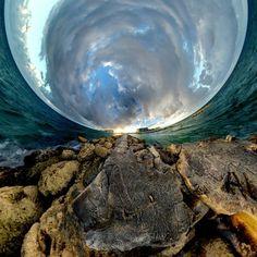 Потрясающие панорамы пейзажей 360 градусов. - Путешествуем вместе