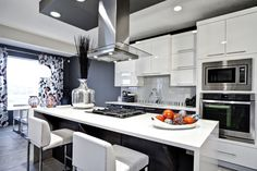 With 35 years of home building experience, Shane Homes is committed to building the finest-crafted new homes and liveable communities throughout Calgary and Airdrie. Kitchen Nook, Home Builders, Building A House, Kitchens, New Homes, Rooms, Dining, Ideas, Home Decor