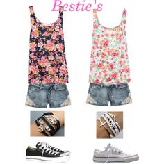 BFF outfits!