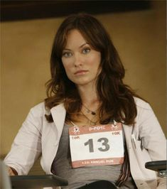 my Favorite character on the team season 4-6  Dr. 'Thirteen' Hadley