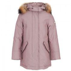 Woolrich Girls Antique Pink Arctic Parka | AlexandAlexa