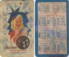 1953 - 1953_0009 - Régi magyar kártyanaptárak