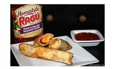 Check out this great RAGÚ Homestyle Pasta Sauce recipe and savings here pinkninjablog.com/new-take-ragu-… #ad #Ragutailgating