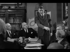 George Frisco's Speech to Potter  the Loan Board -- from Its A Wonderful Life 1946 - James Stewart