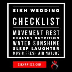 #sikhwedding  #sikh  #wedding  #weddings  #weddingplanner #indianwedding  #freedomandleela  #sikhpriest  #indianweddingplanner  #weddingchecklist  #checklist Indian Wedding Planner, Sikh Wedding, Destination Weddings, Laughter, Destination Wedding