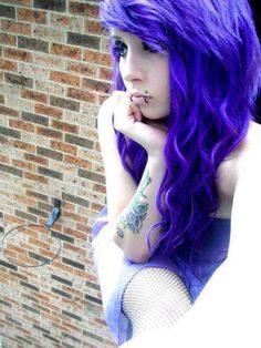 OMG this color is electrifying! It POPS and I want it!!