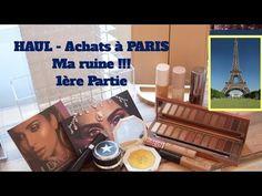 !HAUL! Mes achats à PARIS !! 1ère partie