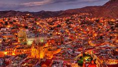 グァナファト(メキシコ)|赤の絶景|THE WORLD IS COLORFUL | 海外旅行情報 エイビーロード