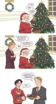 May your Christmas Dinner be lovely by johanirae.deviantart.com on @deviantART