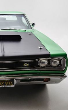 MEAN machine - Check out this badboy Dodge Charger #spon