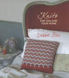 Cover image for Knits : for you and your home
