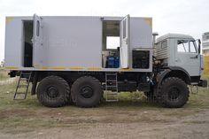 Лаборатория КамАЗ 43114 для исследования скважин с помощью геофизических приборов. Лаборатория оснащена лебедкой исследовательской с механическим приводом от коробки отбора мощности. http://www.ecolite-st.ru/kamaz-43114-3.html