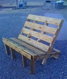 Pallets on instructables , including