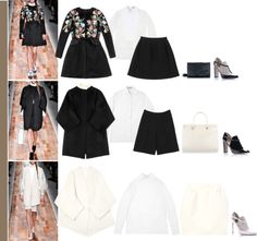 """""""Valentino F/W 2013"""" by mrs-box ❤ liked on Polyvore"""