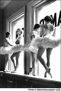 Vintage Ballet Photography