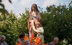 Preghiera molto potente a Sant'Anna per benedire e proteggere i nostri figli e nipoti