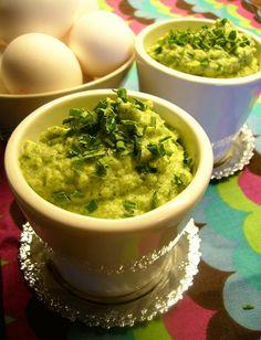 LCHF hos Sara: Broccoli- och fetaostmos