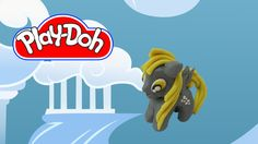 How to make Play Doh Derpy My Little Pony Play-Doh Craft N Toys