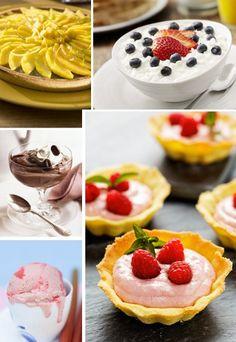 Leichte Rezepte mit Joghurt & Quark