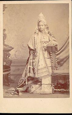 Hindu princess.