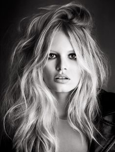 Anna Ewers by Luigi & Daniele + Iango for Exhibition Magazine S/S 2014