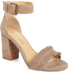 Main Image - Splendid Jakey Ankle Strap Sandal (Women)