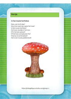 Versje: Paddenstoel Busy Boxes, Drama, Autumn, School, Stage, Kids, Yoga, Inspiration, Young Children