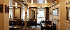 restaurant cement column - Google Search Columns, Cement, Restaurants, Google Search, Restaurant