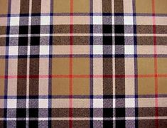 Thompson Camel Plaid fabric.  I need to find an inexpensive place in the USA to purchase by the yard.