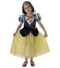 Costum Alba ca Zapada Disney cu tiara