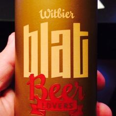 Blat - Beer Lovers