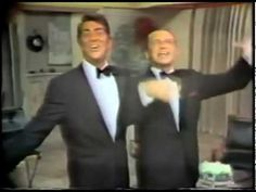 12/17/14 Healing Holiday Humor - Becky's Blissful Bakery Dean Martin & Frank Sinatra sing Marshmallow World