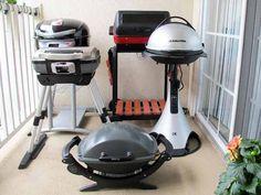 Balcony BBQ: We Test 5 Hot Outdoor Electric Grills  - PopularMechanics.com