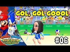 Mario & Sonic en los J. Olimpicos de Río 2.016 | FÚTBOOOL