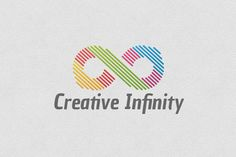 I just released Creative Infinity - Logo Template on Creative Market.