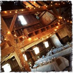 A rustic barn wedding styled by Homestead Chic at Exploration Acres in Lafayette, IN